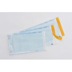 Пакеты плоские для паровой и газовой стерилизации (бумага, пленка, 3 индикатора)